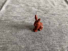 Jaspis rot-Hase - 1