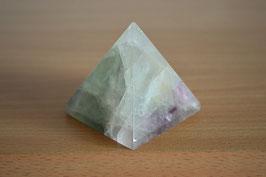 Fluorit-Pyramide - 2