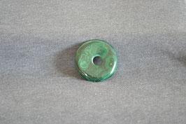 Malachit-Donut 3,5 cm