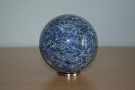 Edelstein-Kugel Granit, 8 cm