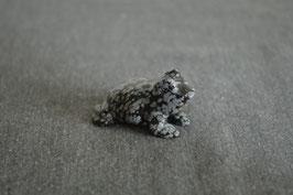 Schneeflocken-Obsidian-Frosch