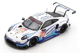 Porsche 911 RSR N°56 Le Mans 2020