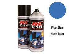 Bombe Lexan Bleu Fluo