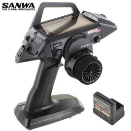 Sanwa M12S RS + récepteur RX482
