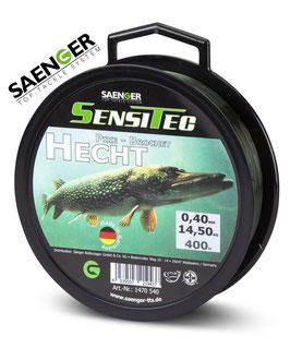 Sensitec Hecht night green 400m