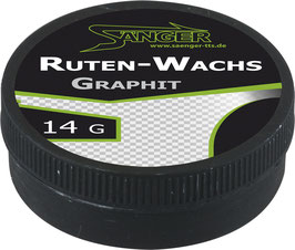 Saenger Graphite Rutenwachs 14g