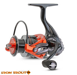IRON TROUT Duck Turn 2000
