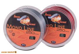 Iron Trout  Mono Line 0,22mm 250m grey