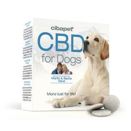 CBD Pastillen für Hunde von Cibapet