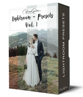 Lightroom - Presets Vol. 1  (10 Presets)