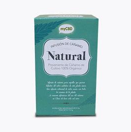 MyCBD Tee - Natural