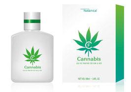 "Parfum Cosmetica Fanatica ""Cannabis"", unisex, 100ml"