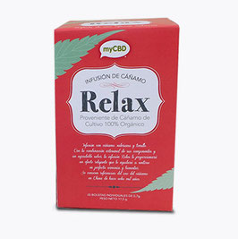 MyCBD Tee - Relax