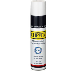 Clipper Gas Pure Metall 300ml