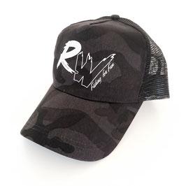 Cappellino mimetico  logo RW estate 2020