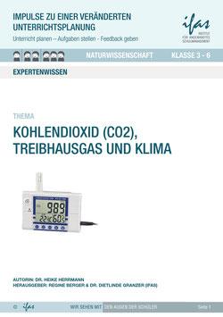 Impulse zu einer veränderten Unterrichtsplanung: KOHLENDIOXID (CO2),  TREIBHAUSGAS UND KLIMA