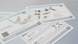 Lernecke Fliegende Figuren