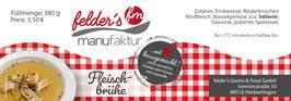 felder's manufaktur Fleischbrühe