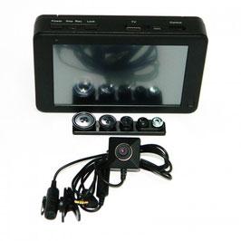VK-1000 Videokamera mit 500GB-Speicher für Langzeitaufzeichnungen
