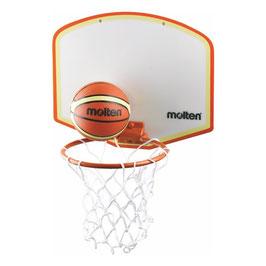 Molten Mini-Basketballkorb Set