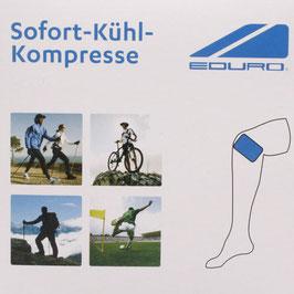 Eduro Sofort-Kühl-Kompressen Groß (3 Stück)