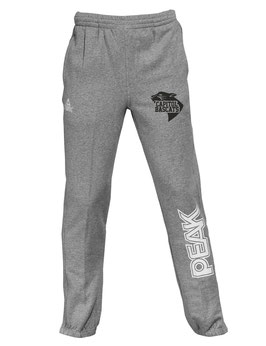 PEAK Sweatpants Grey mit Capitol Bascats Logo