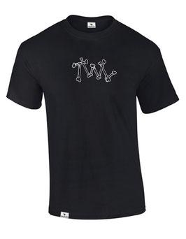 TWL BONES T-Shirt (black)
