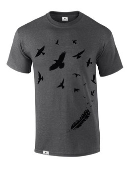 FLY AWAY T-Shirt (dark heather)