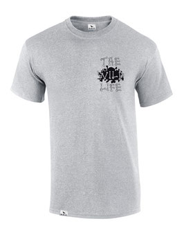 PILE OF BONES T-Shirt (grey heather)