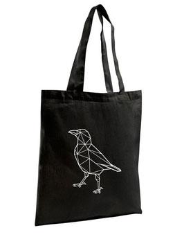 """ORIGAMI"" Bag black"