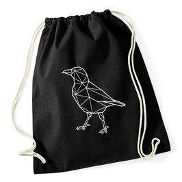 """ORIGAMI"" Gym Bag black"