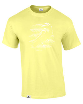 LIGHT & SHADOW T-Shirt (cornsilk) L