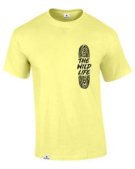 SK8BOARD T-Shirt (cornsilk) L