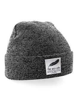 """Feather"" Beanie"