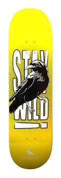 TWL 'STAY WILD! II'  Deck inkl. Souljah Griptape