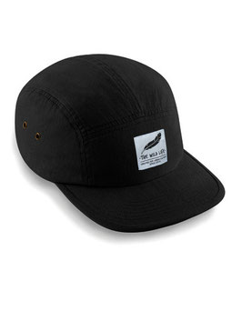 """Feather"" 5-Panel Cap"