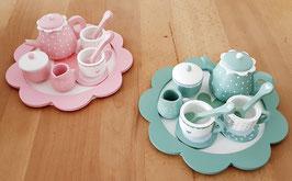 Tee Service für kleine Feinschmecker