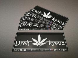Drehkreuz Sticker