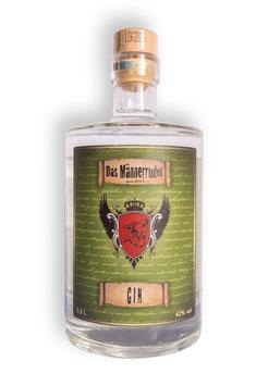 """""""Das Männerrudel"""" GIN 0,5 Liter 42%vol"""
