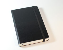 Notizbuch Pocket Hardcover blanco A6