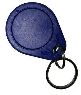 "10 Stück Mifare Classic Keyfob Tag ""basic"" 13,56 Mhz RFID Transponder - blau"