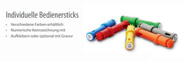 SchlüsselManager Bedienersticks