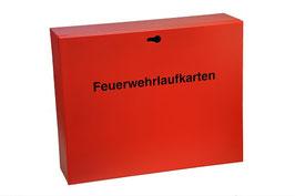 FW-Laufkartenkasten / Laufkartendepot COMPACT A3-PZ