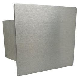 KWS 8203 Türgriff 150 x 150 x 10 mm, Aluminium