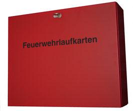 FW-Laufkartenkasten / Laufkartendepot A3-PZ