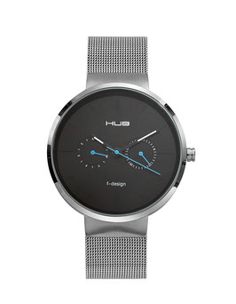 H30 black dial
