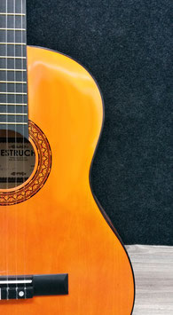 Guitarra J. Estruch  Modelo Básico con Afinador incorporado