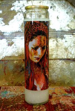 Dragon Madonna Candle