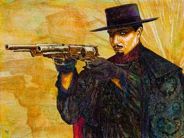 """Joaquin Murrieta: """"El Zorro"""" ©2013"""