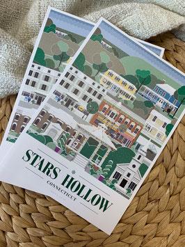 Stars Hollow Print